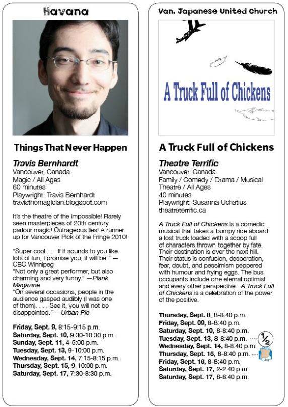 Truck full of Chickens description - Click on me for Details